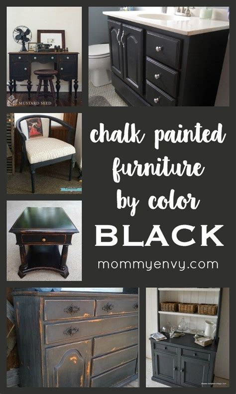 chalk paint black best 25 black chalk paint ideas on chalk