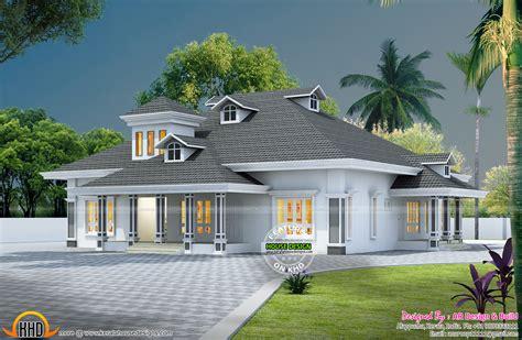 kerala home design floor plan 3d floor plan and 3d elevation kerala home design and