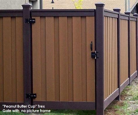 paint colors gate trex fencing the composite alternative to wood vinyl