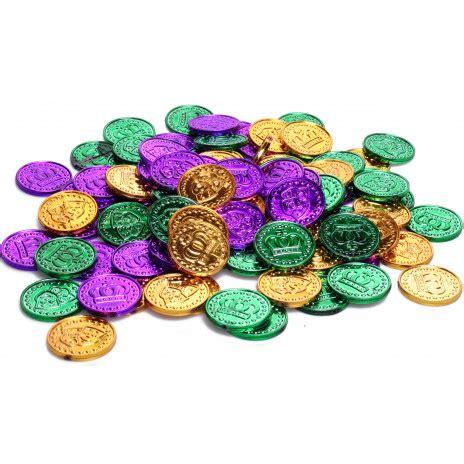 bulk mardi gras bulk mardi gras coins 100 db1002 pgg mardigrasoutlet