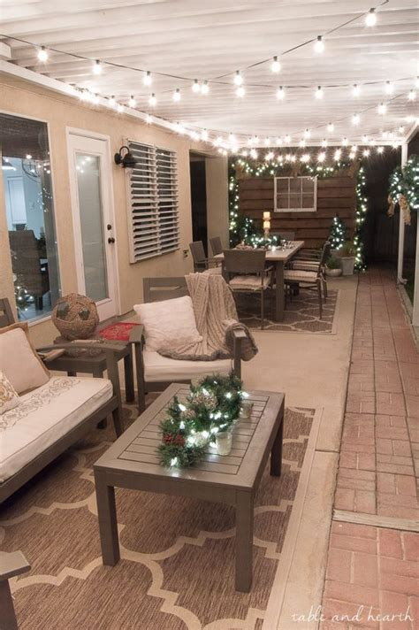 outdoor pation ideas 25 best ideas about outdoor patio lighting on