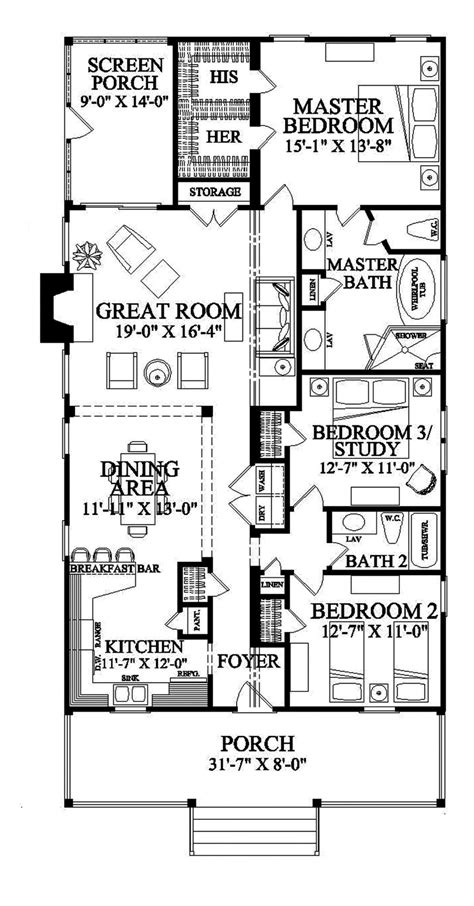 floor plans for narrow lots house of the week narrow lot delivers lots of house masslive