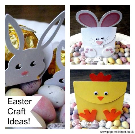 easter paper craft ideas card supplies papermill direct papermill direct