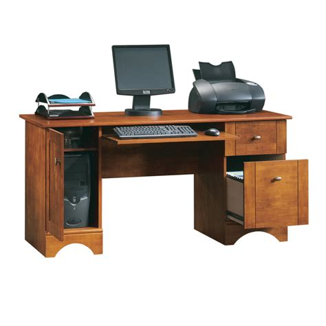 lowes computer desk shop sauder country computer desk at lowes
