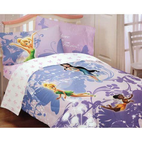 tinkerbell comforter set magical bedroom decor ideas