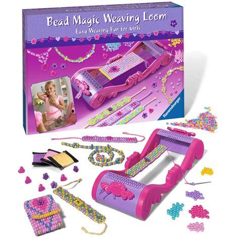 beading loom kit bead magic weaving loom jewelry set educational