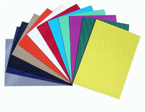 corrugated paper craft craft papers