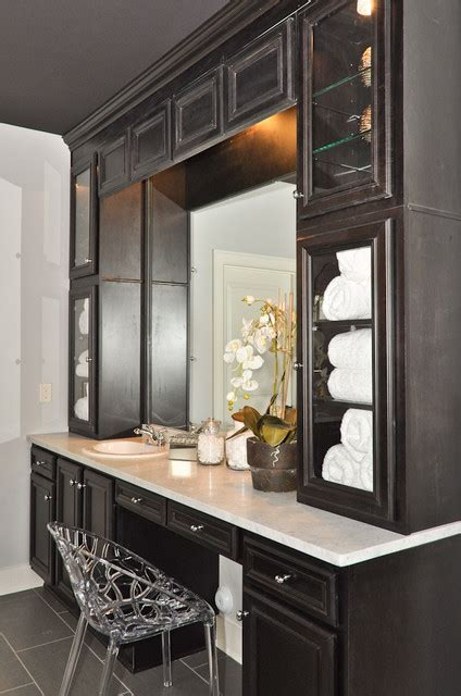 custom bathroom vanity designs custom bathroom vanity traditional bathroom birmingham by signature homes