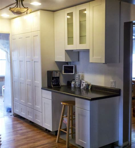 kitchen cabinets to ceiling how to extend akurum cabinet base unit for floor to