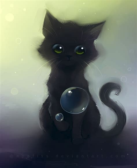 do cat painting cats do by apofiss on deviantart