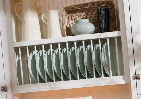 kitchen cabinet plate rack storage dishware cabinet kitchen cabinetry plate storage