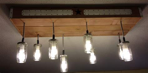 replace fluorescent light fixture in kitchen pin by jonnie rogers on