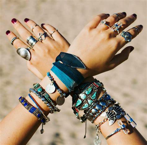 bohemian jewelry jewelry from kvk designs