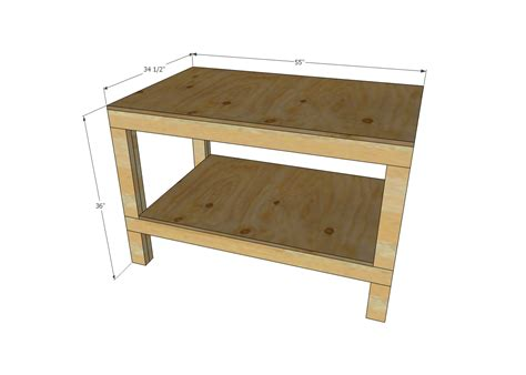 workbench plans white easy diy garage workshop workbench diy projects
