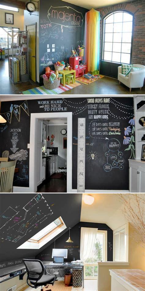 chalk paint wall ideas chalkboard paint ideas kubby