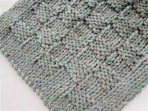 simple mens scarf knitting pattern make for basketweave scarf georgina giles