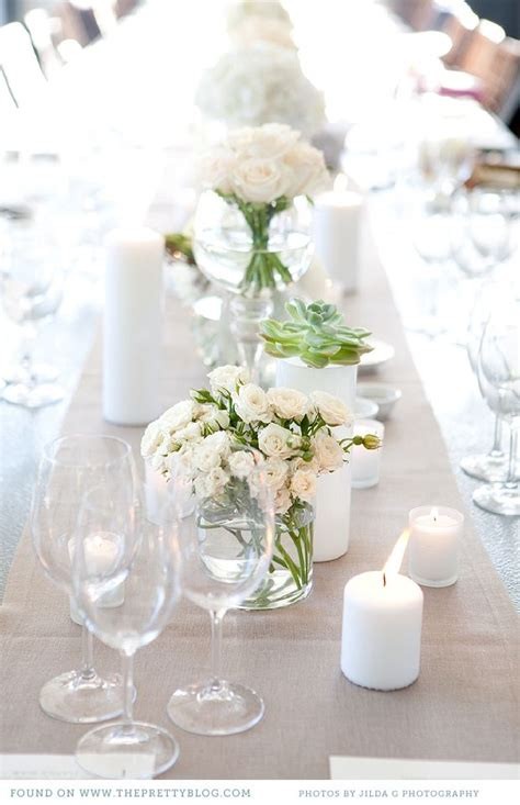 white table decoration ideas 17 best ideas about white table settings on
