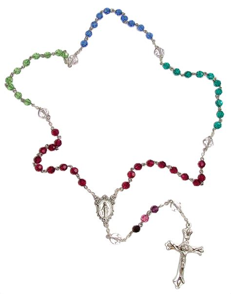 what are rosary birthstone rosary custom birthstone rosaries
