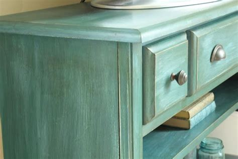chalk paint leroy merlin colores console table upcycled into a tv stand sloan chalk