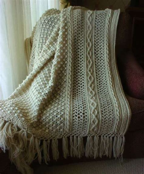 free knitting afghan patterns afghan crochet patterns knitting gallery