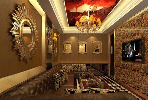 Romantic Bedroom Chandeliers by Ktv Rooms Effect Diagram Download 3d House