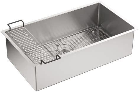 k 8801 bv kohler kitchen accessories basket sink kohler k 5285 na stainless steel strive 32 quot single basin