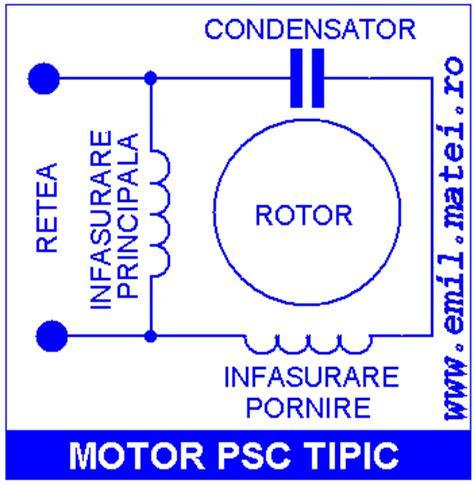Condensator Motor Monofazat by Emil Matei Reutilizarea Motorului Cu 2 Viteze De La