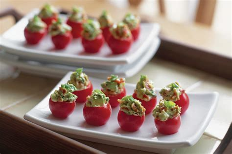 best appetizer recipes stuffed cherry tomatoes best appetizers and
