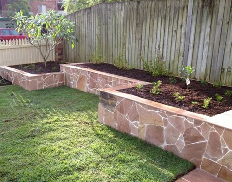 retaining walls for gardens retaining walls in brisbane sleeper retaining walls