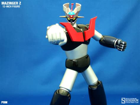 mazinger z mazinger z sideshow collectibles