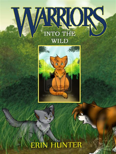 pictures into books warriors into the cover by min mew on deviantart