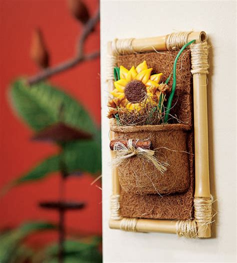 bamboo craft projects decor idea best home decoration world class