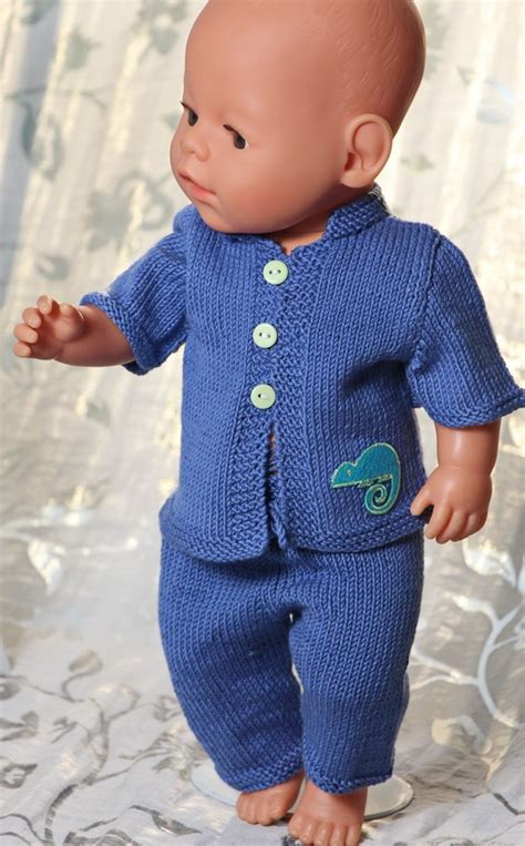Beautiful Free Doll Clothes Patterns Knitted Doll Patterns