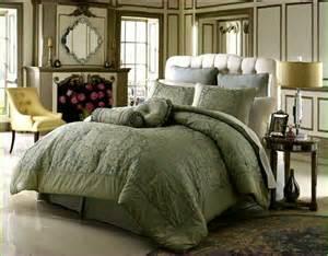 comforter set green green bedding sets king size home design remodeling ideas