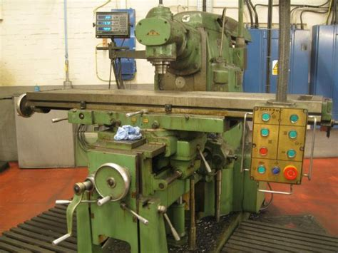 machines for sale uk rotary machine tools used giewont universal milling