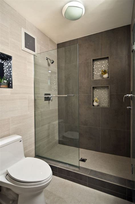 Shower Ideas For Bathroom modern bathroom design ideas with walk in shower