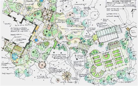 permaculture garden layout permaculture permaculture layout design homesteading