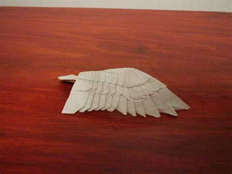 origami wings the origami forum view topic wing by satoshi
