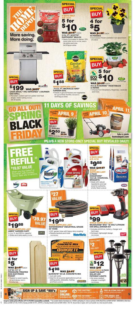 home depot paint sale june 2015 home depot black friday sale great deals on