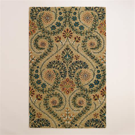 outdoor rugs world market treetop tufted indoor outdoor rug world market