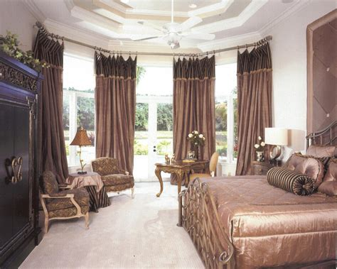curtain design ideas for bedroom how dazzling master bedroom curtain ideas atzine