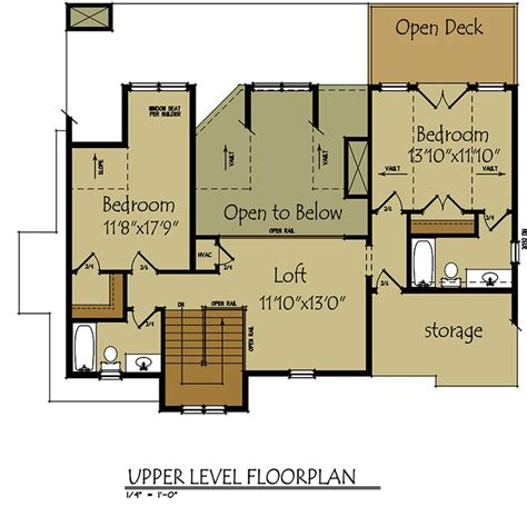 open loft floor plans small lake cottage floor plan max fulbright designs