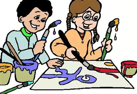 free arts and crafts for arts and crafts clipart clipart panda free clipart images