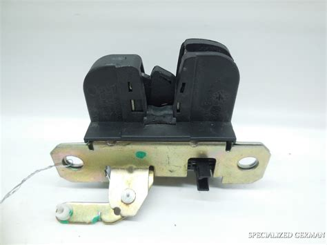 Volkswagen Latch by Volkswagen Beetle Trunk Latch Lock Clasp 1c0827505c Ebay