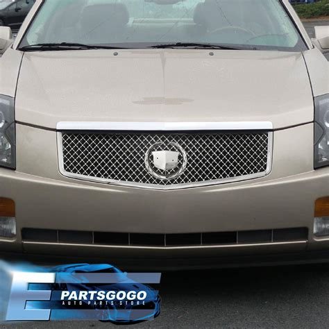 2003 Cadillac Cts Front Bumper by For 2003 2007 Cadillac Cts Front Bumper Abs Grille