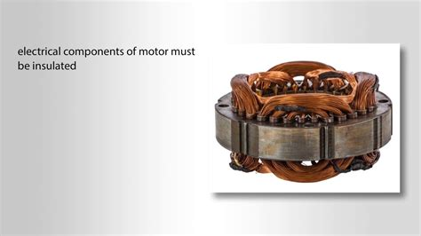 Electric Motor Class by Electric Motors Insulation Class