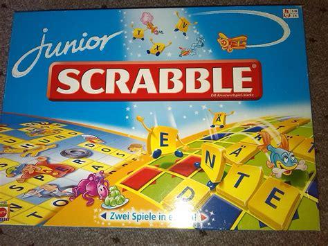 im scrabble scrabble junior mattel im spieletest der