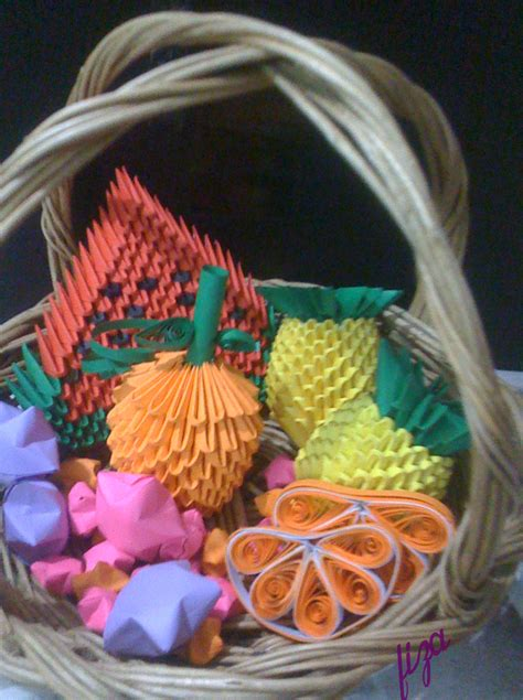 origami paper basket paper quilling origami