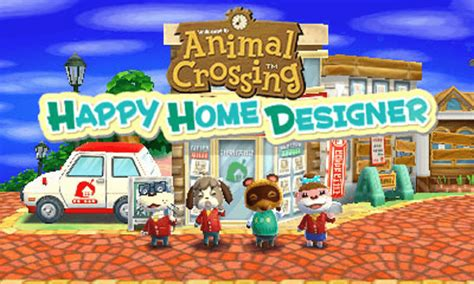 animal crossing home design animal crossing happy home designer character