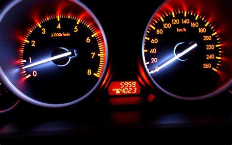 Car Speedometer Wallpaper by Speedometer Cars Dash Lights Gauges Text Wallpaper